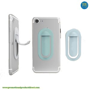 curly phone stand promotional product giveaway