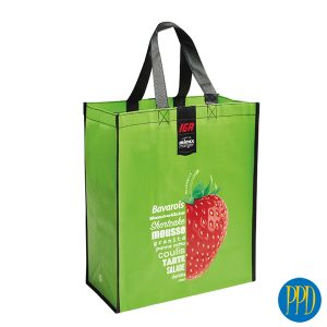 recycled plastic shopping bag for New York and New Jersey business marketers