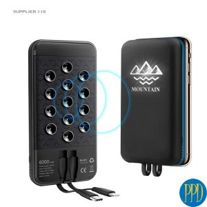 Contactless mobile phone charger