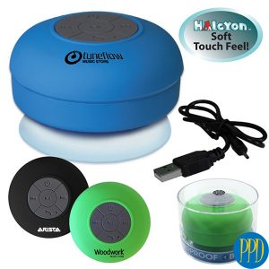 blue tooth wireless speaker for New York and New Jersey business marketers.