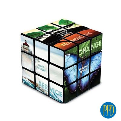 The Midwest Best Deal on a Custom Rubik's Cube